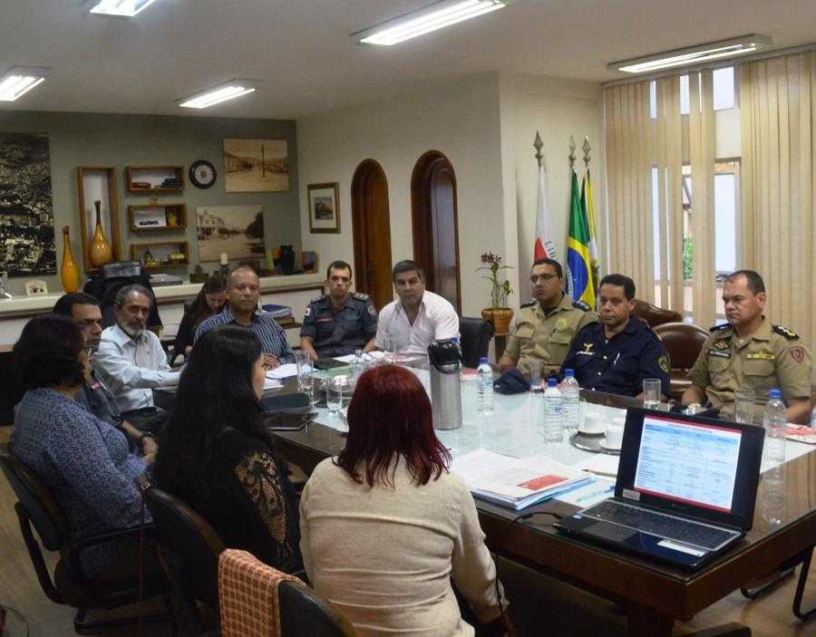 Medidas de mobilização foram debatidas em reunião extraordinária do GGIM