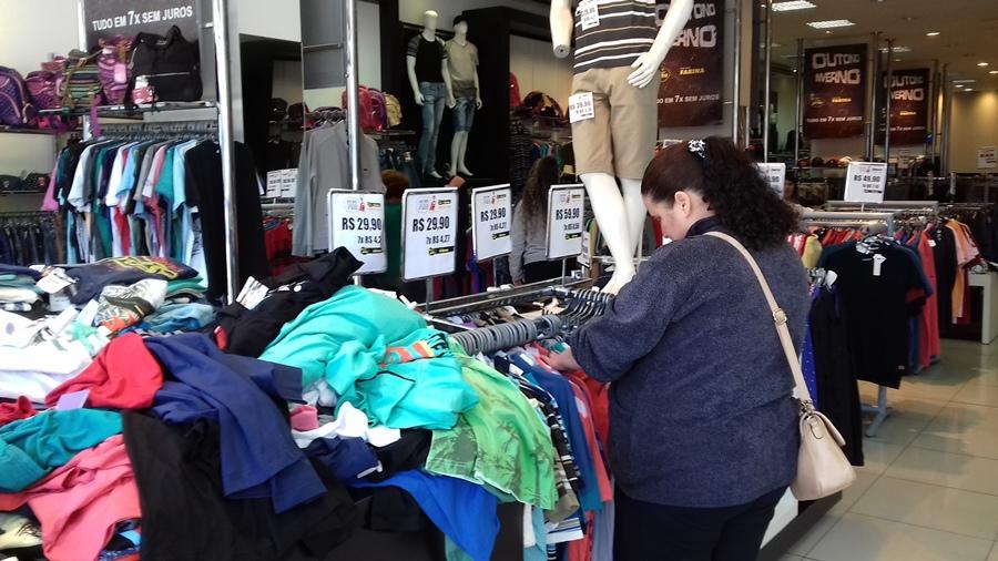 Loja vem mantendo vendas aquecidas o ano todo e com o mesmo quadro de funcionários