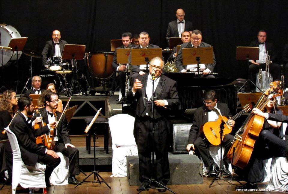Concerto especial contou com repertório totalmente erudito - foto redes sociais/Audrey Rogério