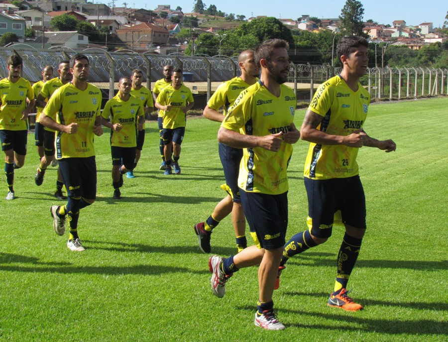 Jogo-treino faz parte dos preparativos antes da estreia no Mineiro