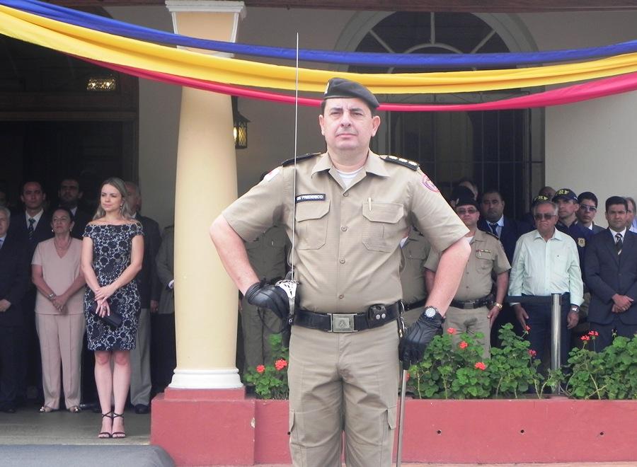 À frente da 18ª RPM, coronel Frederico pretende repetir feito no 29º BPM e reduzir a criminalidade