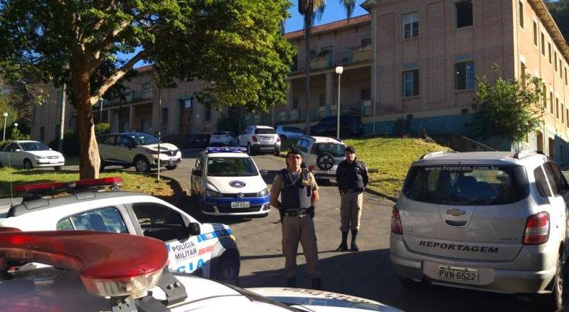 Boato sobre massacre no Colégio Municipal causa pânico na comunidade escolar