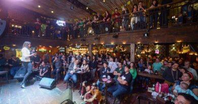 Festival mundial leva ciência aos bares de Poços