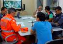 Corpo de Bombeiros e Defesa Civil iniciam estudos para simulados na INB