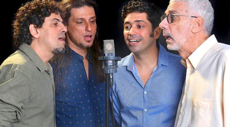 Quarteto do Rio se apresenta neste domingo em Poços
