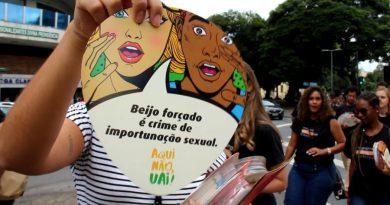 Carnaval 2020: Segurança pública realiza campanha contra a importunação sexual durante o Carnaval