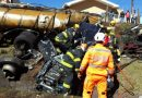 Morre uma das vítimas do acidente no Marco Divisório
